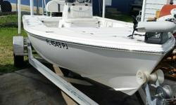 2012 180 Flats by Sea Chaser, 115 Suzuki 4 Stroke, This boat only has 55 hours on it!, Trolling motor, Polling Platform, Dual Live wells, Trim Tabs with indicators, Hydraulic Jack Plate, Hydraulic Steering with tilt helm, Power Grip steering wheel, Power