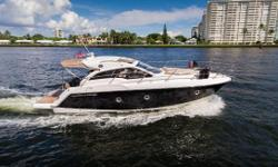 **Lowest Priced Diesel Hard Top Express Cruiser** This 2012 Sessa C35 has been well maintained by her original owner. She has always been stored inside and she is well equipped with many features including: 2 xVolvo D4 260 HP Diesels Mase IS