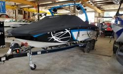 Here's your chance to own a surfboat that boasts the LEGENDARY Tige wave!!! Boat is in excellent condition and ready for countless hours of family fun. Reserve your private showing today!! Trades Considered. General Options AMPLIFIER CERTIFIED DRIVE TRAIN