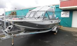 2012 Weldcraft 188 Rebel This is a loaded Weldcraft 188 Rebel that has just been fully serviced and is ready for the water! This package includes a custom tower with rod and net holders, a Hummingbird 788ci, full dash, smooth move seats, full canvas,