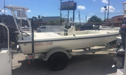 2013 Action Craft 1600 Flatspro Only has 244 hours! The 1600 FlatsPro appeals to serious anglers who want a high quality, shallow draft, fishing skiff. ? Yamaha 90 hp Four Stroke ? Hydraulic Tilt Steering ? Jack Plate ? Power Pole ? Minn Kota Trolling