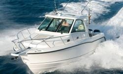 2013 Boston Whaler Inc Conquest Series 315CD Rugged sophistication Cutting-edge convenience and incredible functionality inform the 315 Conquest A boat designed for hardcore anglers express cruisers and overnighters From the spacious cabin with large