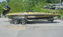 At Bullet Boats, our objective is to design and manufacture a very high quality tournament bass boat that out performs any other available today. We have been in the business of building very high quality boats for over 25 years. Our construction methods