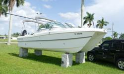 Just In! Powered By Twin Suzuki 115 HP Outboard Motors That Have 50 Hours And Warranty Till 6/28/2019. Equipped With Oversized Swim Ladder, Electric Head, Double Bimini, Mooring Covers, Garmin 7? Touch Screen, VHF Radio And Back To Back Seating W/Cooler.