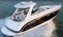 This freshwaterprofessionally maintainedlow hour Chaparral is ready for her next owner. Her current owner is moving up and wants her sold. That's why she priced lower than the other older 370 Signature Series on the market. Nominal Length: