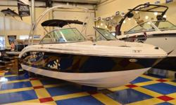 """Nobody but Chaparral could deliver a boat like the H20 19 Sport. The 2013 model line priced at $23,885* including the trailer, the 19 Sport allows you to add the word """"quality"""" to the description of a boat that's targeted at first time and experienced"""