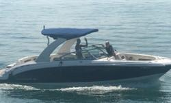 2013 Chaparral Sunesta 284 2013 Chaparral Sunesta 284 Power boat in great condition The perfect Family Lake boat indeed...! 28.4 feet in overall length with all the Upgrades and Add-ons. Few Highlights include.- - Built-in Tower with Speakers - Integrated
