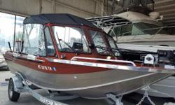Price just reduced! The Viper is a quick, roomy 19-foot boat which packs four big people and all their gear with impressive performance. Electric anchor. Hummingbird fish finder. Minnkota trolling motor with integrated GPS. Nominal