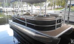 This is a lightly used Trade In that is powered by a Mercury 75HP Four Stroke EFI Engine. It is equipped with The Single Rear Lounger; Changing Room; Faux Wood Rear Deck; Ski Tow Bar; Full Mooring Cover; Tilt Steering; Basic Helm Seat Upgrade; LED Docking