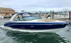 """**Come See """"Asolare"""" During the Stuart Boat Show!**  More Photos and Details coming soon! Nominal Length: 35' Length Overall: 35' Max Draft: 3.3' Engine(s): Fuel Type: Other Engine Type: Stern Drive - I/O Draft: 3 ft. 3 in. Beam: 10 ft. 9 in. Fuel"""