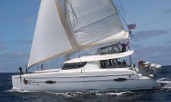 She's No Lady is the perfect example of a turn key cruising catamaran. There is truly nothing like it on the West Coast! The perfect size for a cruising couple or small family. She is completely outfitted with everything needed for living aboard or