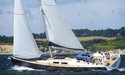Private yacht, professionally managed. Beautiful Pearl Grey hull. New cockpit upholstery, new bow AND stern thrusters, new batteries I personally sailed this beautiful yacht 1,500 miles. Nationally featured in magazine article. Nominal Length: