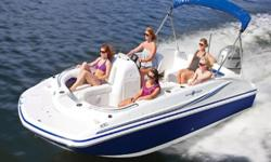 CURRENTLY IN DETAIL 2013 Hurricane SunDeck Sport SS 188 OB HURRICANE SUNDECK 188 PACKAGED WITH A YAMAHA 115HP ENGINE! -YAMAHA 115HP, 4 STROKE, EFI -LOW HOURS -NAVY BLUE COLOR -BLUE CANVAS BIMINI TOP -BLUE CANVAS FULL COVER -STAINLESS STEEL PACKAGE -SNAP