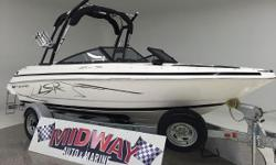 Go to our web site for updated info: midwayautoandmarine.com. Over 75 used family boats in stock. All with warranty. Delivered all over the U.S. and Canada. Another super clean 1 owner boat! They just didn't use it enough to keep it! Beautiful desigh and