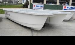 The LV9 is popular as a dingy for big boats or a fisherman that can get into spots the bigger boats can?t. With a big 550 pounds capacity, the LV9 is a workhorse as a dingy ? either pulled or stored aboard on a vertical davit. She can take up to 8