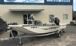 Financing Available! Easy online application process Available! Apply online today! 2013 Lowe Boats Stinger ST175 Feature for feature, the ST 175 outpaces the competition. This mid-sized fishboat offers supersized multi-species functionality, with 36