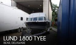 Actual Location: Bear, DE - Stock #107823 - If you are in the market for a dual console, look no further than this 2013 Lund 1800 Tyee, priced right at $30,600 (offers encouraged).This boat is located in Bear, Delaware and is in great condition. She is
