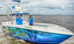 AMNESIA is a 2013 Nor-tech 392 Super Fish built for an experienced fisherman. The ultimate offshore tournament Nor-tech 392 super fish is a cut above the rest, from the three-piece composite construction to the self-draining cockpit via an under deck