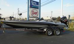 2013 Ranger Z521, STK# 51 BLUE/SILVER, POWERED BY MERCURY 250 PXS WITH WARRANTY UNTIL 01/18/2018, LOWRANCE HDS 8 @ CONSOLE & BOW, MINNKOTA FORTREX 112/36V, COVER, 2 EACH POWER POLES, 4 BANK CHARGER, 4 NEW BATTERIES, TRIM ON WHEEL Nominal Length: 21' Stock