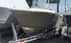 REDUCED PRICE 2013 Sailfish® SF240 CC ? TWIN MERCURY 150 FOUR STROKE STILL UNDER WARRANTY UNDER 100 HRS. ? TWIN GARMIN GPS/DEPTH/ VHF ? T-TOP ? LIVEWELL ? RAW WATER ? COMPASS VERY CLEAN, WELL EQUIPPED, WELL MATAINED. Details ? Length: 23 ft. 6 in. ? Beam: