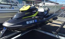 2013 Sea-Doo RXT X 260 With features like an X-seat, X-Tra traction carpets, High Performance VTS and a 0 to 30 mph (48.28 km/h) acceleration time of 1.7 seconds*, the RXT-X draws its fair share of attention. Its exclusive S³ Hull, stepped to keep you one