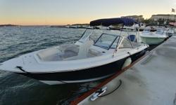 2013 Sea Hunt Escape 234LE Dual Console 2013 Yamaha F200XA Engine (1000 Hours) No Trailer Location: Hilton Head, SC This 2013 Sea Hunt Escape 234LE powered by a Yamaha F200XA Engine (1000 Hours) is a fleet serviced vessel under a marine mechanics