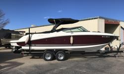 2013 MERCRUISER 380HP2013 METAL CRAFT TANDEM AXLE TRAILER Engine(s): Fuel Type: Gas Engine Type: Stern Drive - I/O Quantity: 1