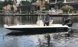 """***PRICE REDUCED*** 2013 Shearwater 23 LTZ. """"The boat that profoundly changed the Bay Boat industry"""". Built for Performance, Safety and Comfort. Yamaha VMAX 225, 285 Hrs, Black Hull, Hard top T-Top, Bob's Jack plate, Minnkota RIP TIDE, Powerpole, Lenco"""