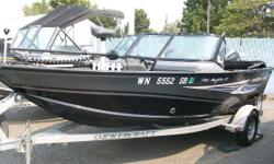 SALE PENDING 2013 SmokerCraft Pro Angler 162 XL The 162 Pro Angler XL series is all about giving you the best choice for how you love to fish. Move quickly and swiftly across the water with heavy duty quality hull construction along with plenty of room to