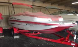 The StarCraft 2000 limited is the prefect size deck boat a day on the water. If you are looking to tow it around it's a garage friendly size as well. Trades Considered. General Options BT0200A STANDARD USED BOAT POLICY Additional Equipment: