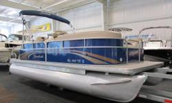 2013 Sweetwater SW 2086 NICE 2013 SWEETWATER 2086 SW WITH ONLY 52 ENGINE HOURS!  A 50 hp Honda 4-stroke EFI outboard with power trim powers this nicely equipped pontoon.  Features include:  color coordinated