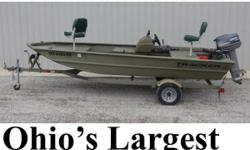 Buds Marine is Pontoonland- Ohios Largest Selection of Pontoons! 2013 Tracker Grizzly 1648 SC powered by Yamaha 30hp Outboard Please note: This boat model may or may not be in-stock. A Nationally Advertised Price, if listed, may change without notice or