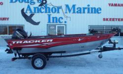 "2013 Tracker Pro Guide V16T, 2013 Mercury 60ELHPT, Minnkota Terrova 55/AP/54"" Trolling Motor, Humminbir 899CI HDSI, Helix 5 Sonar GPS, Front Storage, Front and Back Live/Bait Wells, 3 Seats, 6 Rod Holders. Better yet, the TRACKER-exclusive VERSATRACK"