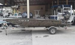 2013 Xpress Bayou 18, Call or text Jarred to schedule an appointment: 504-201-5159 Go where few dare to go with, your surface drive motor and your Xpress Bayou Series boat. Hunt those that havent been hunted and catch those that previously couldnt be