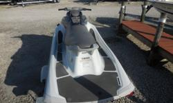Pre-Owned 2013 Yamaha VX Sport 1100 WaveRunner - Includes trailer, runs great! Call 877-412-3408 for more details on this or other Used WaveRunners for sale. Beam: 3 ft. 10 in.