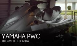 Actual Location: Titusville, FL - Stock #069184 - If you are in the market for a pwc, look no further than this 2013 Yamaha Waverunner VX Cruiser, just reduced to $10,500 (offers encouraged).This pwc is located in Titusville, Florida and is in great