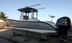 Yamaha F300's ,Helm Master® Joystick & Extended Warranties Silver Hull Wrap Extensive Furuno, Fusion & JL Audio Electronics Engine Warranties thru July 2019 Nominal Length: 36' Length Overall: 36.7' Max Draft: 3' Drive Up: 1.7' Engine(s): Fuel Type: