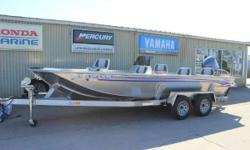 2014 AAD Custom V-Hull with Yamaha 75HP and Custom Trailer 2014 AAD Custom V-Hull with Yamaha 75HP and Custom Trailer is new to our consignment boats. Hardly used and in excellent condition. Options include: Non Skid Rubber Floor, MinnKota 70# Troller,