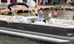 2014 Catalina Avalon A Series Entertainer Avalon Catalina Entertainer Mecury Verado 250 HP Pro FourStroke Supercharged Outboard Motor Standard Features Entertainment bar with Corian Style top 4 Stools lighted cup holders and built in cooler with lid.