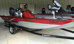 Like New 12hrs 24 volt trolling motor, 2 depth finders, charger, SST prop, and a Yamaha 70 with only 12 hours! Engine(s): Fuel Type: Gas Engine Type: Other Hours: 12 Beam: 4 ft. 8 in.