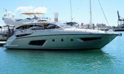 The Atlantis 44 is a new generation of open cruiser conquering the sea. This sport cruiser range is born again and making waves. Enjoying moments of pure pleasure aboard when time stands still, this sporty open cruiser is making the most of its generous