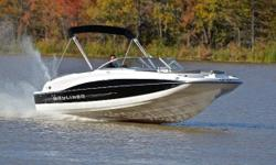 You are viewing a2014 Bayliner 215 editiondeck boat. This boatis inexcellent condition andshows to have been very well maintained. Boat has been kept in indoor storage.  Hull:overall appears to beinexcellent
