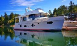 Only 280 Hours--nearly new interior. Only ST 50 for sale on the West Coast. At the Seattle Boat Show, Jan 25-Feb 2nd, 2019  About as new as you can find in a Swift Trawler 50 without the new boat price. It is fully equipped and ready to view at our