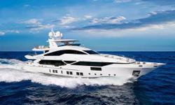 CHEERS 46 is a popular Benetti Veloce 140 fast displacement yacht with a very complete spec and excellent oversight throughout her build. She offers the size and comfort of a larger vessel and features the largest sundeck of any yacht in her size-range, a