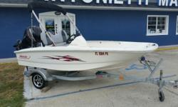 2014 Boston Whaler - 130 Super Sport, 40HP Mercury, Trailer, Bimini Top, Fish Finder, Stereo. Show as NEW. Very Nice Boat. $13,000.00 727-862-0776 Antonietti Marine Draft: 0 ft. 7 in. Beam: 5 ft. 10 in. Fuel tank capacity: 7 Max load: 933