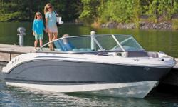 2014 Chaparral H2O 21 Sport 2014 4.3L MPI Mercruiser V6 2014 Tandem Custom Trailer options: Bimini top Full cover depth sounder stereo bow speakers bow filler cushion bow walk through doors spare tire guide poles on the trailer hour meter fuel injected
