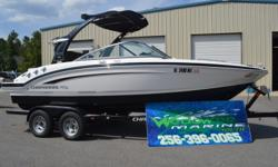 2014 Chaparral Bowrider A MUST SEE, SUPER NICE