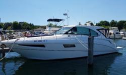 Exceptionally clean and very low hours, this freshwater-only 2014 41 Cantius will please even the most discerning shoppers. Purchased new through us and simply in need of a new home, this boat boasts all the goodies: IPS Joystick Volvo diesel 500s, full