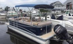 Save Thousands on this lightly used well cared Cypress Cay 230 SeaBreeze Powered with a Mercury 90HP 4 Stroke, Mercury Platinum Warranty until the summer of 2019. In the water ready to go. Engine(s): Fuel Type: Other Engine Type: Outboard