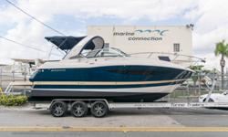 2014 Four Winns Vista 275 Cruiser, Marine Connection: South Florida's #1 Boat Dealer! Cobia, Hurricane, Sailfish Pathfinder, Sportsman, Bulls Bay, Rinker & Sweetwater new boats plus the largest selection of pre-owned boats. View full details and 82 photos